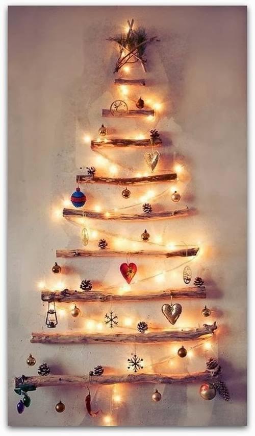 Como hacer un arbol de navidad original y alternativo 6 for Como hacer un arbol de navidad original
