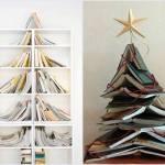 Árboles de Navidad fáciles para hacer a última hora... 5
