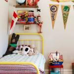 Ideas de decoración vintage con sutiles pinceladas de amarillo 1