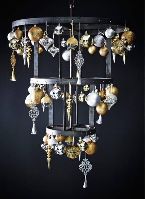 Nuevas decoraciones de Navidad del catálogo Ikea 3