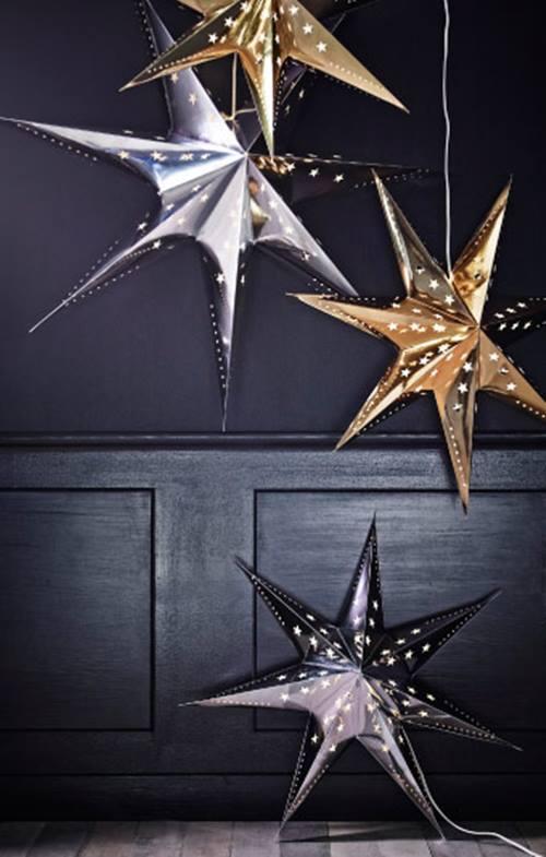 Nuevas decoraciones de Navidad del catálogo Ikea 4