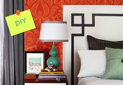Colores para pintar una casa archivos decomanitas - Como hacer plantillas para pintar paredes ...