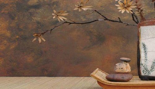 Pinturas decorativas en paredes trendy resultado de - Como pintar las paredes de mi casa ...