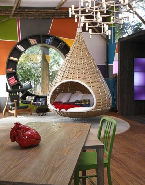 Decoración moderna ejemplar para interiores de casas estudio en Brasil que cautiva... 1