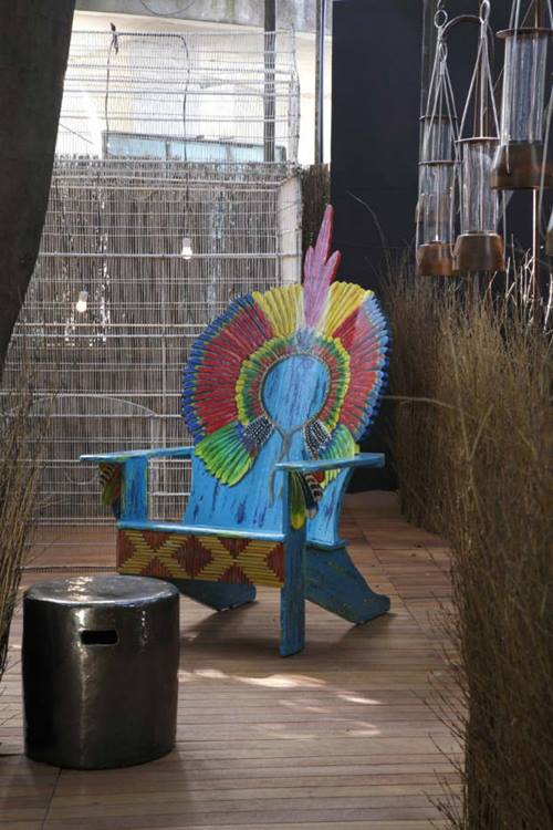 Decoración moderna ejemplar para interiores de casas estudio en Brasil que cautiva... 4