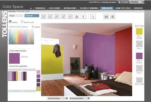 Decoradores de interiores online gratis simple programa for Decoracion de interiores virtual gratis