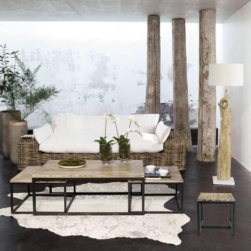 Árboles secos para decorar interiores de casas 5