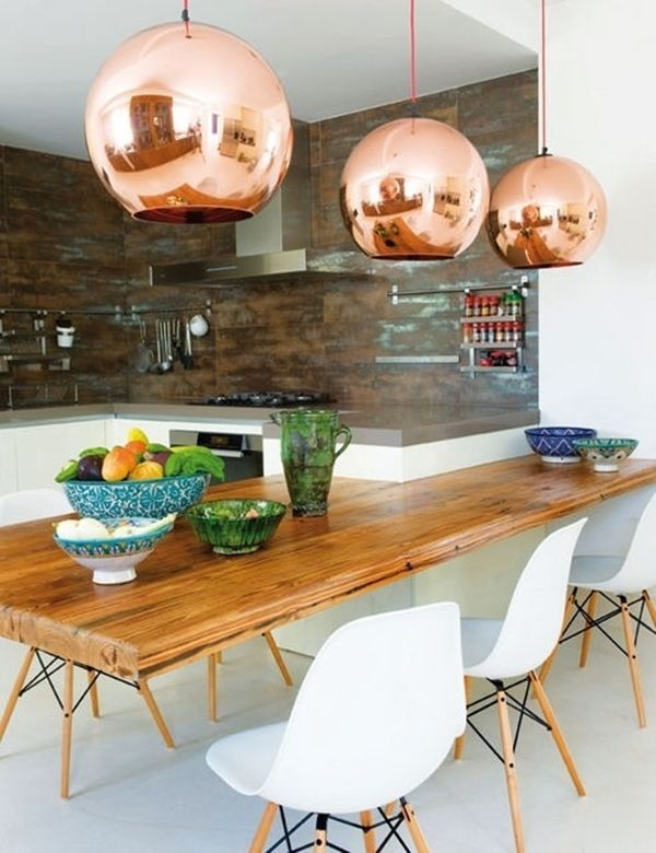 10 ideas para decorar con cobre ¡tendencia 7