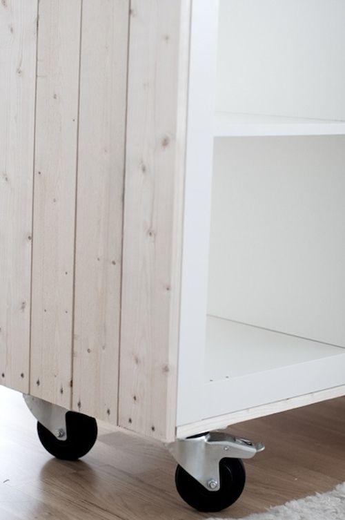 Como transformar muebles de ikea tunear estanter as ikea for Ikea muebles exterior 2014