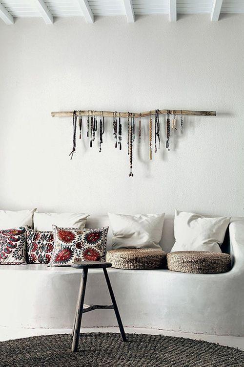 Nuevas ideas para decorar con ramas secas 2