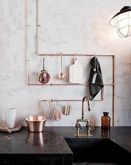 ¡Decomanitas descubre cómo decorar reciclando tuberías de cobre! 1