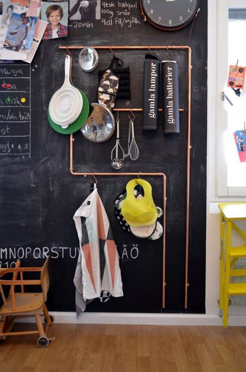 ¡Decomanitas descubre cómo decorar reciclando tuberías de cobre! 12