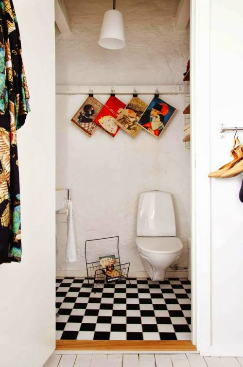 Cómo decorar baños pequeños 3