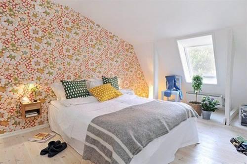 Decoración de interiores chic para ampliar una casa pequeña 6