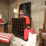 Muebles vintage ideas para decorar con baules 1