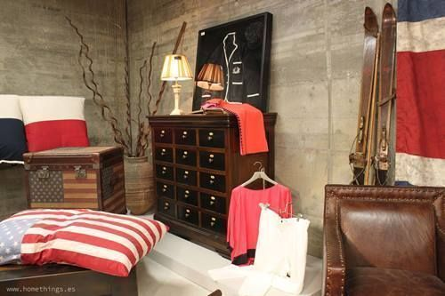 Muebles vintage ideas para decorar con baules 1