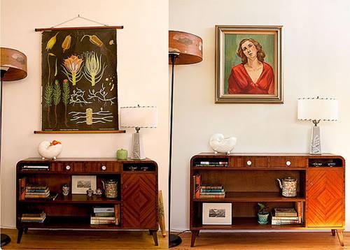 Una casa con decoración retro muy inspiradora 4