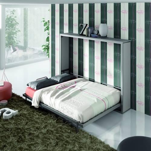 ¡Por fin, camas abatibles de diseño impecable (ya era hora)! 2