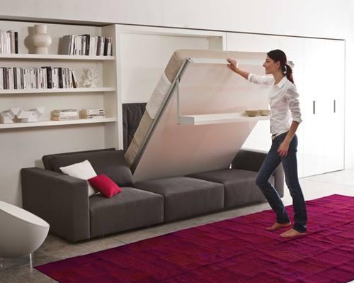 ¡Por fin, camas abatibles de diseño impecable (ya era hora)! 7