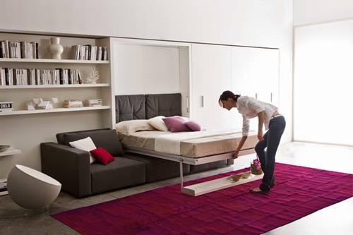¡Por fin, camas abatibles de diseño impecable (ya era hora)! 8