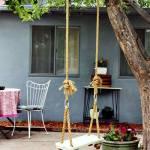Columpio en casa para decorar y disfrutar