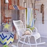 Muebles de jardín con efecto relax hamacas, columpios, mecedoras 3