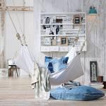 Muebles de jardín con efecto relax hamacas, columpios, mecedoras 4