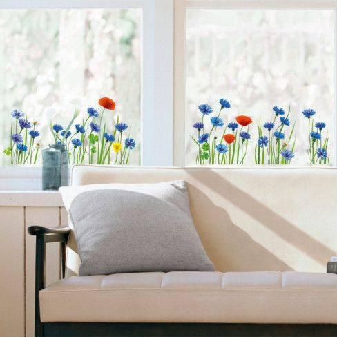 Vinilos para ventanas que sirven para decorar y dar intimidad 7