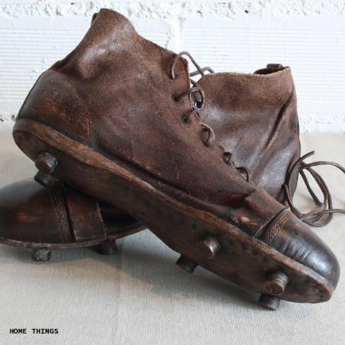 ¡Decoración vintage increíble con viejo equipamiento deportivo! 9