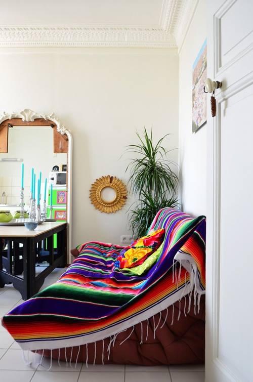Casas con encanto el apartamento de sof a en par s decomanitas - Casas decoradas con encanto ...