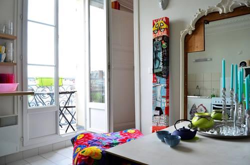 Casas con encanto el apartamento de Sofía en París 4