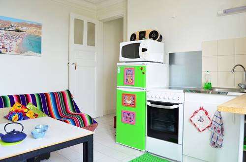 Casas con encanto el apartamento de Sofía en París 7