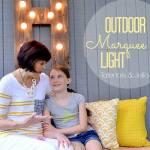 Decoración vintage con rótulos luminosos para la casa  9