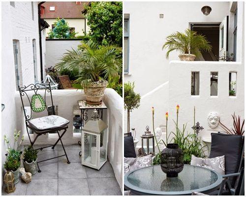 Ideas de decoración inspiradoras para porches, jardines y terrazas 5