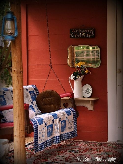 Ideas De Decoraci N Inspiradoras Para Porches Jardines Y