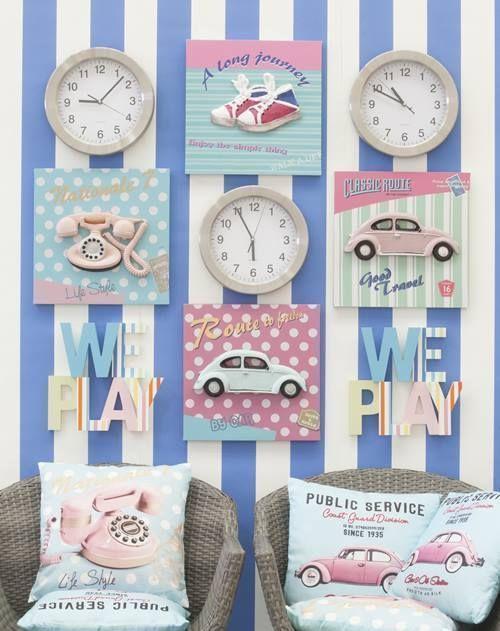 Imaginativas ideas de decoración de Leroy Merlin 2014 7