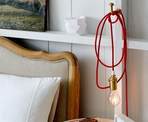 Lamparas vintage para decoracion dormitorios 6
