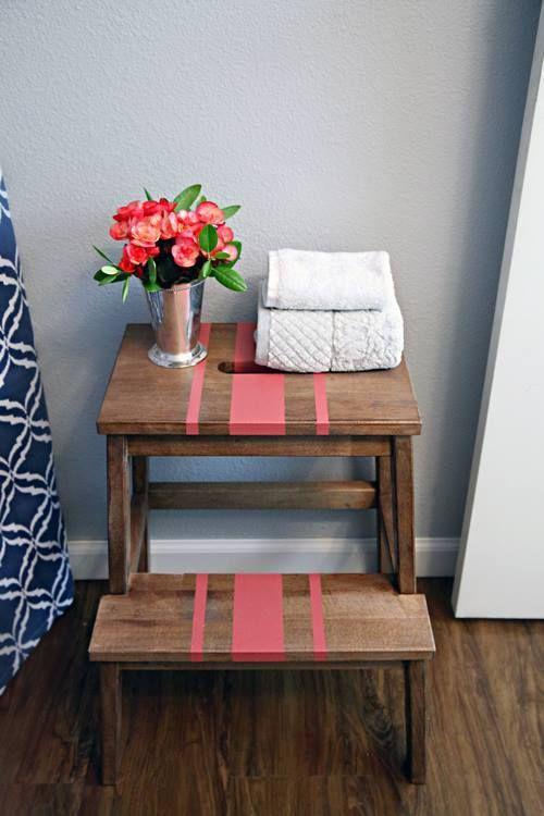Tunear muebles de ikea decomanitas - Escaleras de madera ikea ...