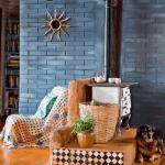 Una decoración reciclada para la más bella casa sostenible... 7