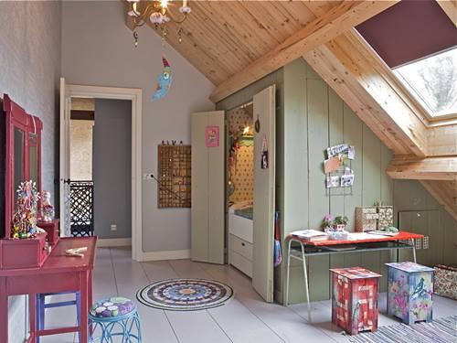 Casas con encanto de vieja granja a alegre casa en Holanda 08