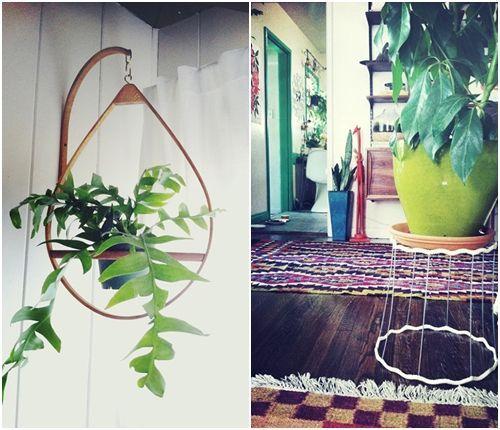 Casas con encanto la decoración Jungalow de la casa de Justina 9