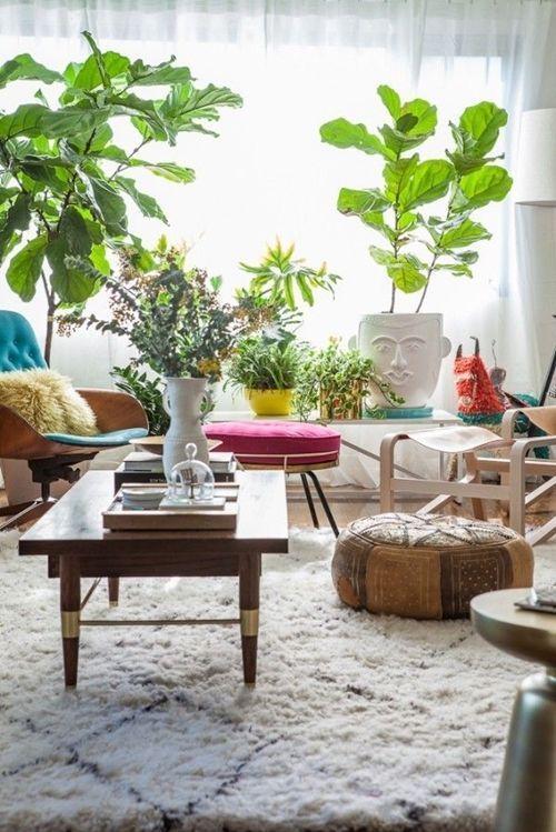 Decoracion de interiores ¡atentos a la tendencia junglalandia...! 7