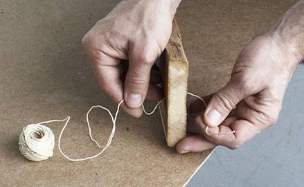 Manualidades para decorar la casa idea con plantas crasas reciclando tapones de corcho 10