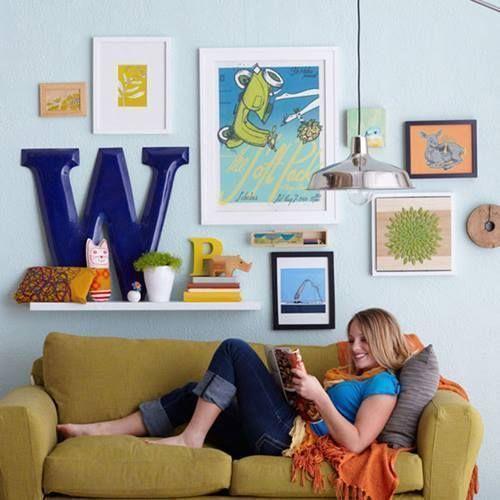 Nuevas ideas para decorar paredes 1