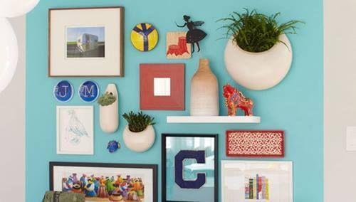 Nuevas ideas para decorar paredes 2