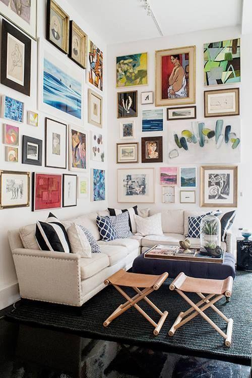 Nuevas ideas para decorar paredes 3