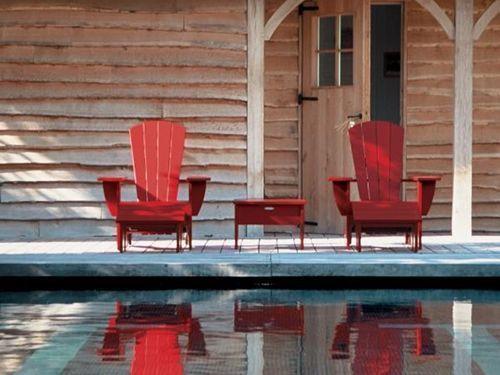 Silla Adirondack, la leyenda viva de los muebles de exterior 11