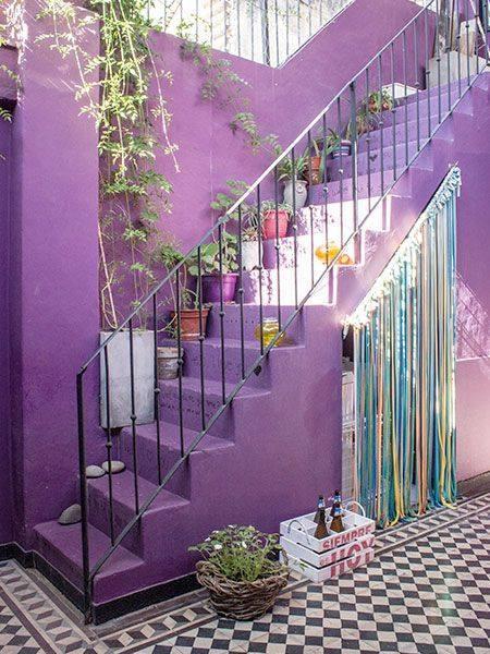 Decoración de exteriores con las más bellas ideas... 10