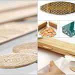 Ideas de decoración oriental flor de madera DIY para chill out 18