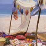 10 ideas para decorar un picnic en la playa, el campo, el lago…